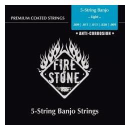 Satz Saiten für 5-String FireAndStone