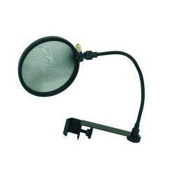 Mikrofon-Popfilter schwarz Omnitronic