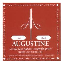 Rot Saitensatz Konzertgitarre Augustine