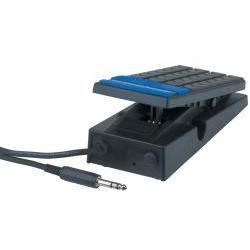 Schalter und Volumenpedal Bespeco