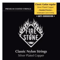 Saiten für Klassik-Gitarre Fire&Stone Regular String Set FireAndStone