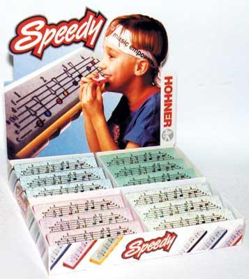 Speedy Einsteiger-Mundharmonika