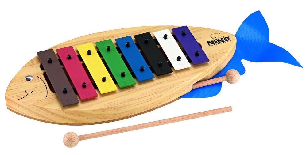 NINO901 Fisch-Glockenspiel