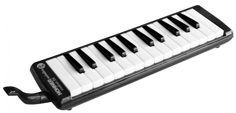 Melodica Student-26 schwarz