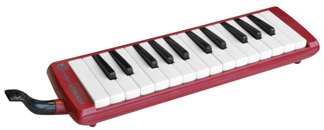 Melodica Student-26 rot