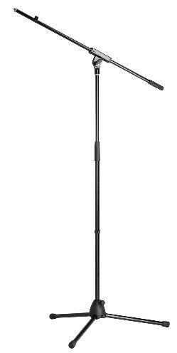 27105 Mikrofonstativ schwarz