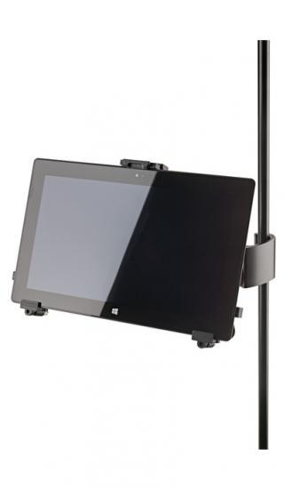 19791 Tablet-PC Halter schwarz