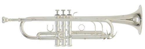 TR-403S Bb-Trompete Silber