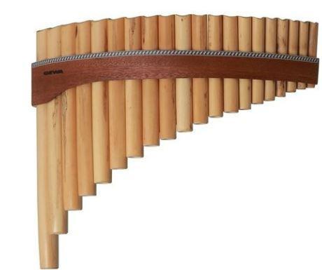 Panflöte G-Dur 20 Rohre