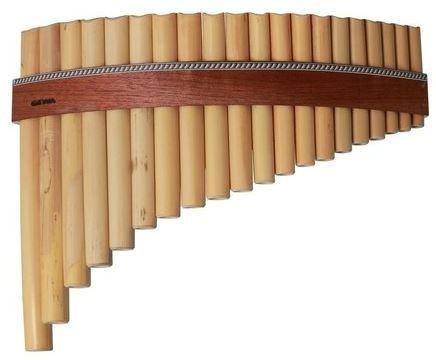 Panflöte C-Dur 20 Rohre