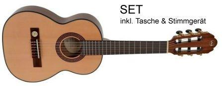 Konzertgitarren-Set GC-25-A