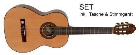 Konzertgitarren-Set GC-100-A