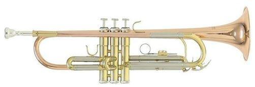 TR-202G B-Trompete Gold