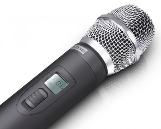 WS-1G8-MC Kondensator Handmikrofon