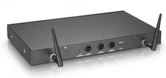 WS-1-G8-BPHH2 Funkmikrofon-Headsets hautfarben
