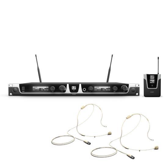 U508-BPHH-2 2-Headsets B-Ware