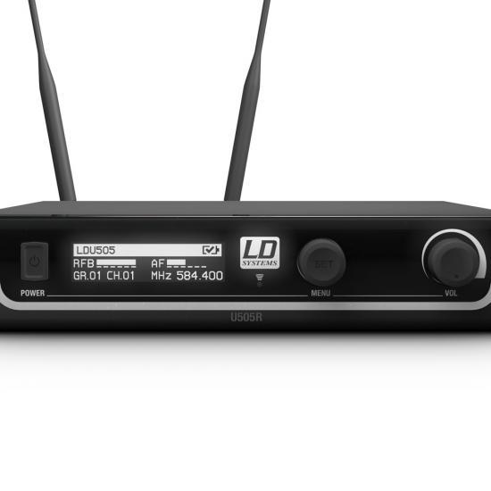 U505-HHD Dynamisches Handmikrophon