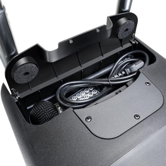 Roadbuddy-10 Headset und Handheld