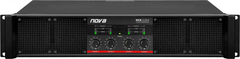 MX-3.2-K4 Endstufe