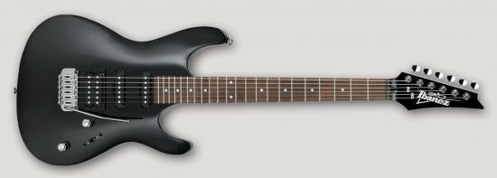 GSA60-BKN 6-Saiter Black-Night