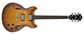 AS73-TBC Hollowbody Tobacco-Brown
