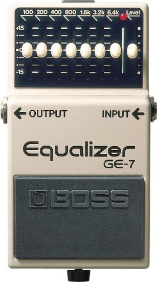 GE-7 7-Band Equalizer