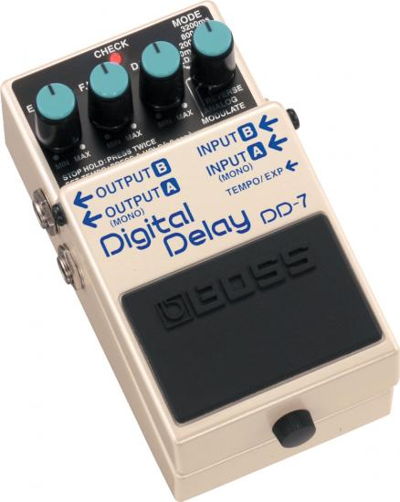 DD-7 Digital Delay