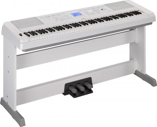 DGX-660WH Digital-Piano Weiß