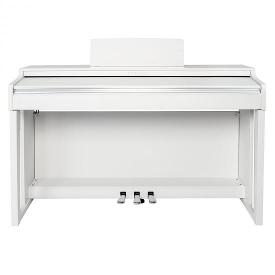 Clavinova-CLP525 Digitalpiano Weiß