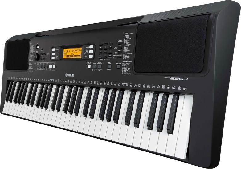 PSR-E363 Keyboard