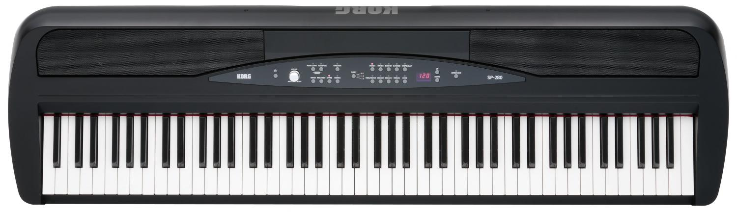 SP-280 Digital-Piano schwarz