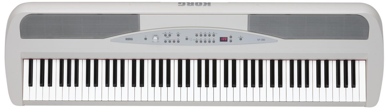 SP-280 Digital-Piano weiß