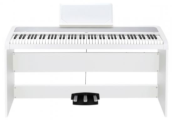 B1SP Home-Piano weiß