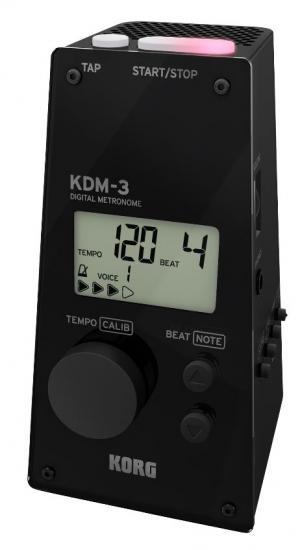KDM-3BK Metronom digital