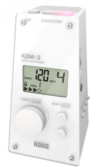KDM-3WH Metronom digital