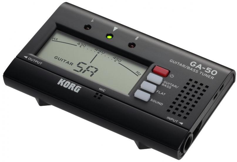 GA-50 Stimmgerät Gitarre/Bass