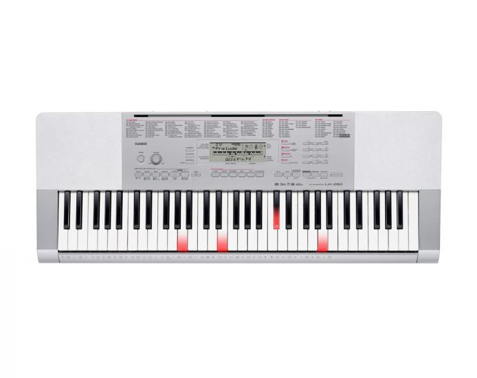 LK-280 Leuchttasten Keyboard