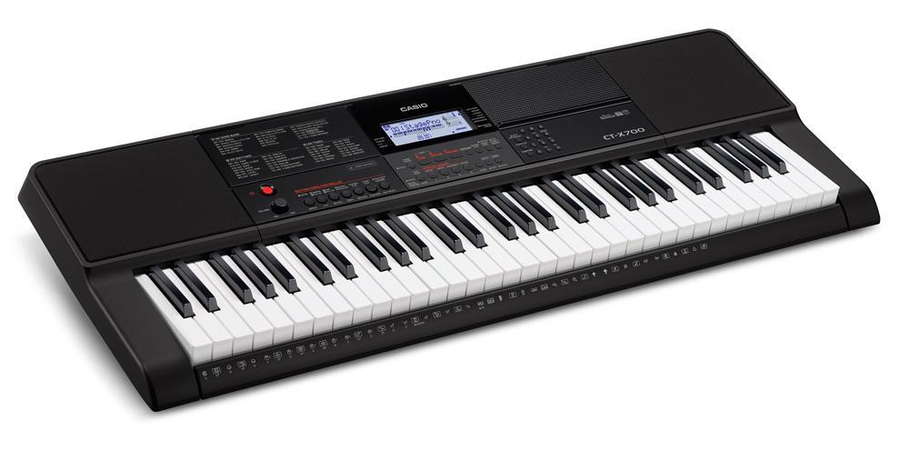 CT-X700 Keyboard