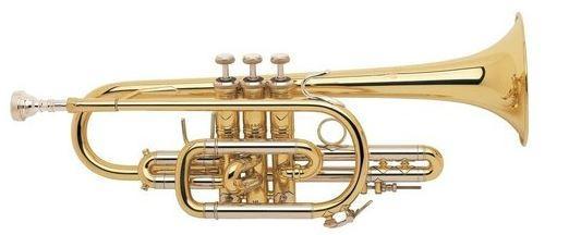 Bb-Kornett 181 Stradivarius Serie 181ML