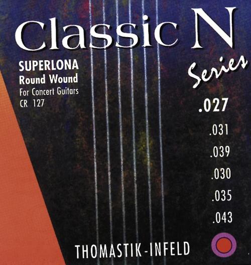 Classic-N Saiten Klassik-Gitarre