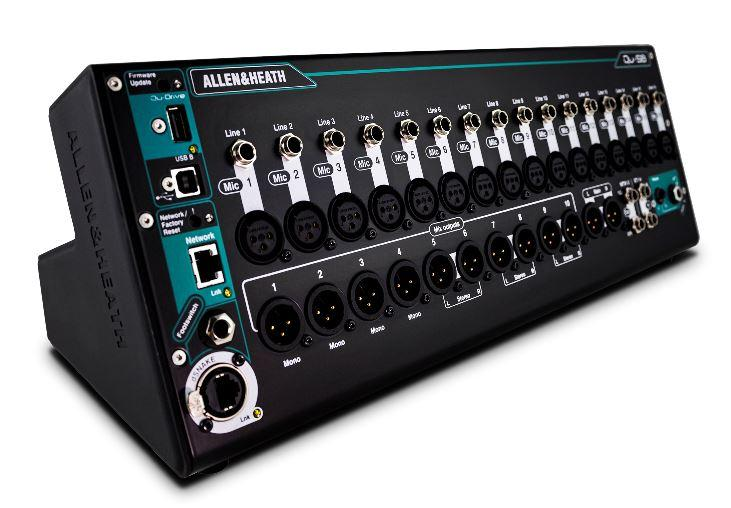QU-SB Digital-Mixer 18IN/14Out