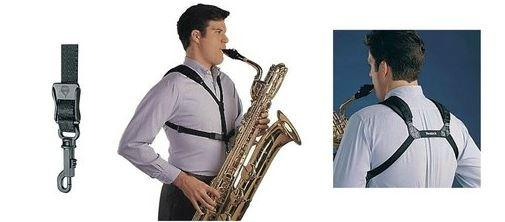 Saxophongurt Junior Soft Harness