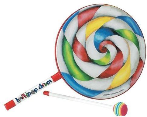 Lollipop-Drum Mittelgroß
