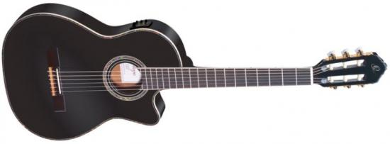 RCE145BK Konzertgitarre Thinline