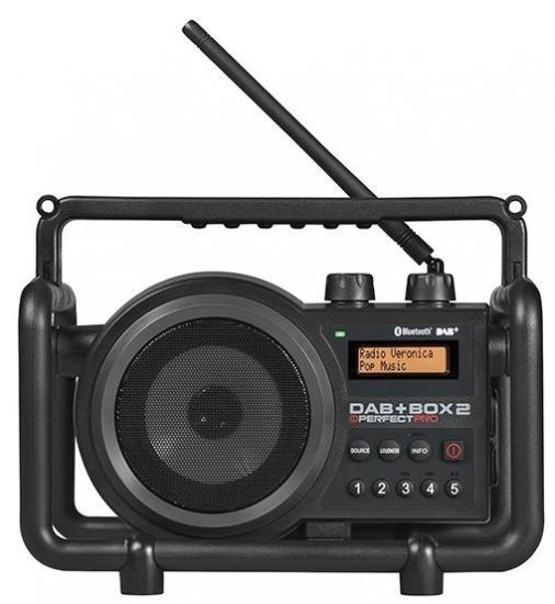 DAB+Box-2 Baustellenradio