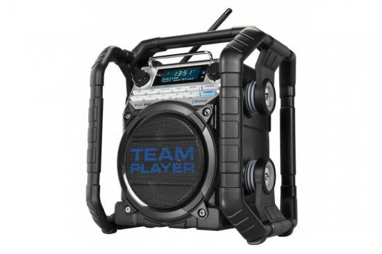 DAB+ Teamplayer Baustellenradio