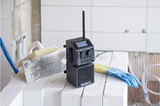SLIM 3 Baustellenradio