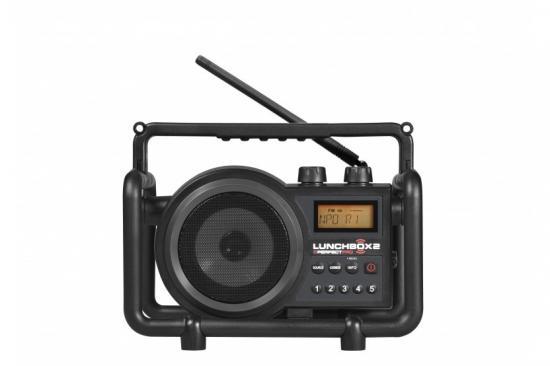 Lunchbox 2 Baustellenradio