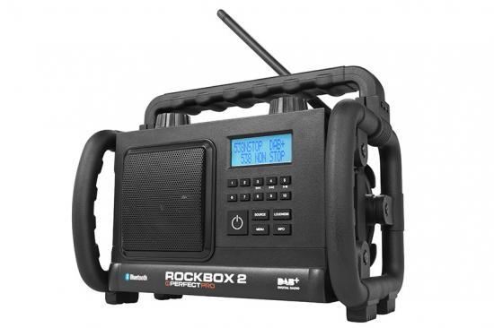 Rockbox 2 Baustellenradio
