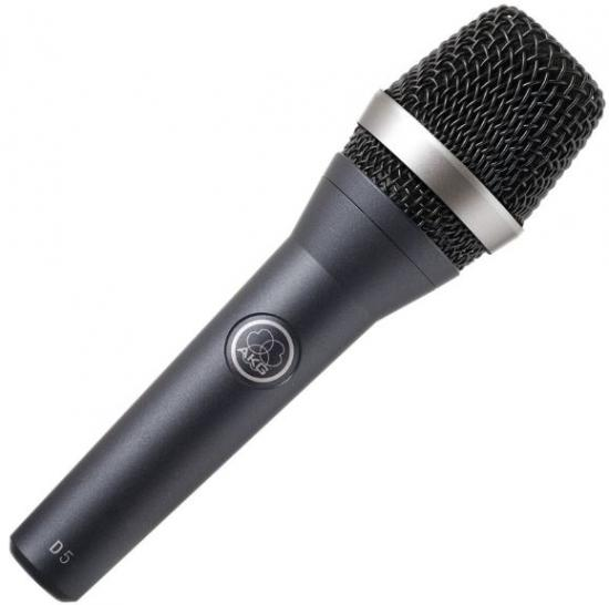 D5 dynamisches Gesangsmikrofon